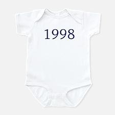 1998 Infant Bodysuit
