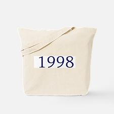 1998 Tote Bag