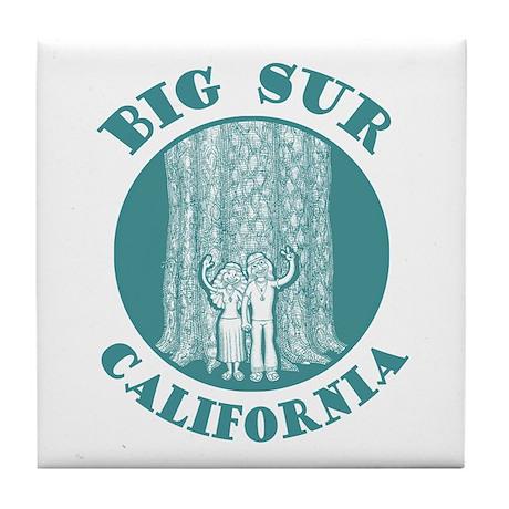 Big Sur Tile Coaster