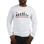 Chihuahua Evolution! Long Sleeve T-Shirt