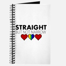 STRAIGHT but not narrow Journal