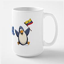 Ecuador Penguin Mug