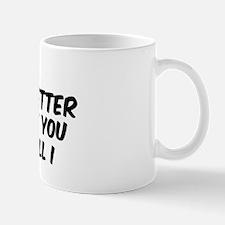If my Llewellin Setter Mug