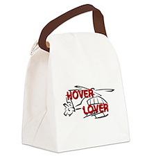 hoverlover.png Canvas Lunch Bag