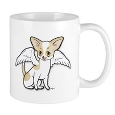 Norman Chihuahua Angel Small Mug