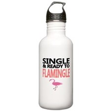 Single Ready to Flamingle Water Bottle
