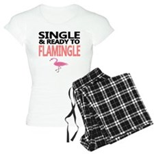 Single Ready to Flamingle Pajamas