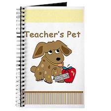 Teachers Pet Journal
