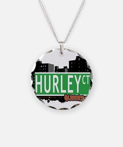 HURLEY COURT, QUEENS, NYC Necklace