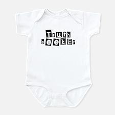 Truth Seeker Infant Bodysuit