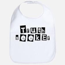 Truth Seeker Bib