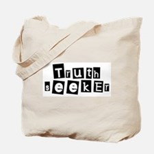 Truth Seeker Tote Bag