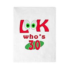 Look who's 30 ? Twin Duvet