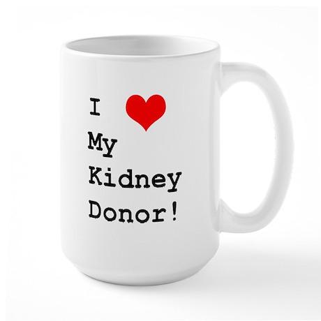 kidneydonor Mugs