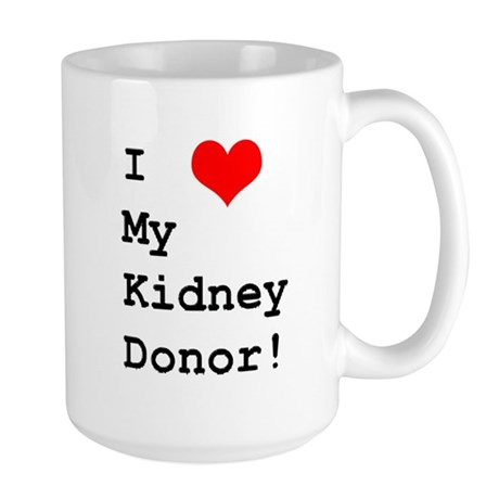 kidneydonor Mugs