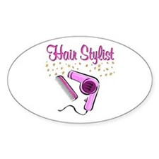 SUPER STAR STYLIST Decal