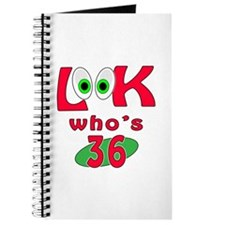 Look who's 36 ? Journal