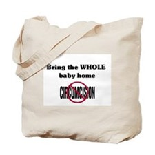 Whole Baby Tote Bag