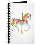 Carousel Horse Journal
