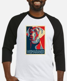 The Regal Weimaraner Baseball Jersey