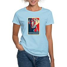 The Regal Weimaraner T-Shirt