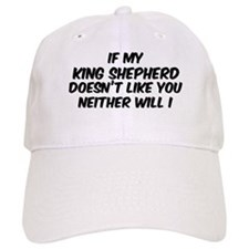 If my King Shepherd Baseball Cap