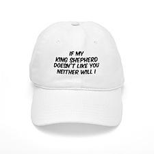 If my King Shepherd Baseball Cap