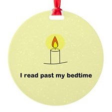 Read Past Bedtime Ornament