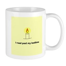 Read Past Bedtime Mug
