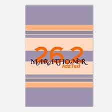 Marathoner Personal Best Postcards (Package of 8)
