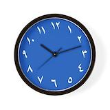 Arabic Basic Clocks