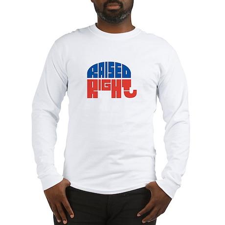 Raised Right Long Sleeve T-Shirt