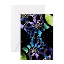 Mobius In Triumph Greeting Card