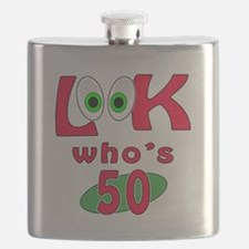 Look who's 50 ? Flask