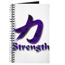 Strength in English/Kanji Pur Journal