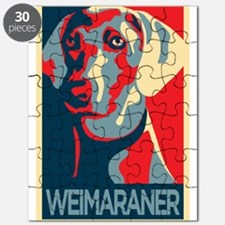 The Regal Weimaraner Puzzle
