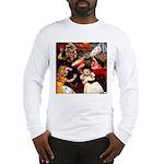 Kirk 5 Long Sleeve T-Shirt