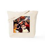 Kirk 5 Tote Bag