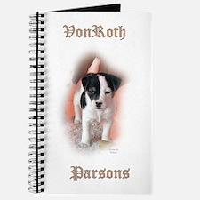 VonRoth Parson Russell Terrier Journal