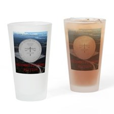 HAARP closed Drinking Glass