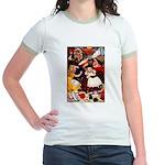 Kirk 5 Jr. Ringer T-Shirt
