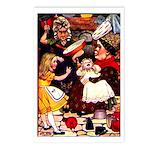 Kirk 5 Postcards (Package of 8)