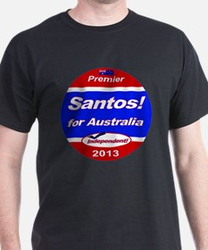 Santos for PM! T-Shirt
