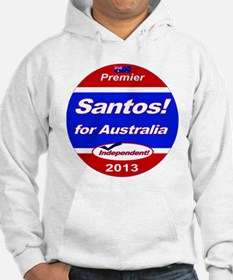 Santos for PM! Hoodie