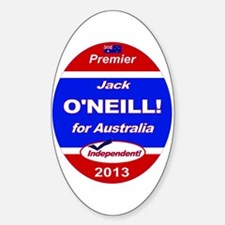 O'Neill for PM! Decal