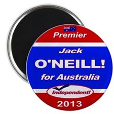 O'Neill for PM! Magnet