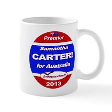 Carter for PM! Mug