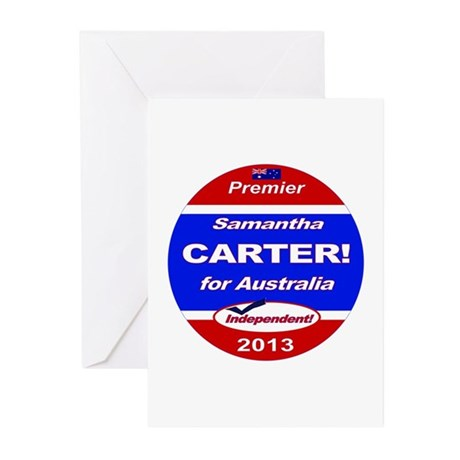 Carter for PM! Greeting Cards (Pk of 20)