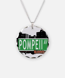 POINT BREEZE PLACE, QUEENS, NYC Necklace