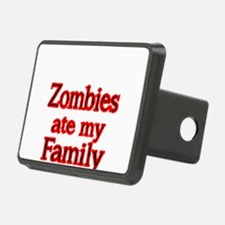 ZOMBIES ATE MY FAMILY Hitch Cover